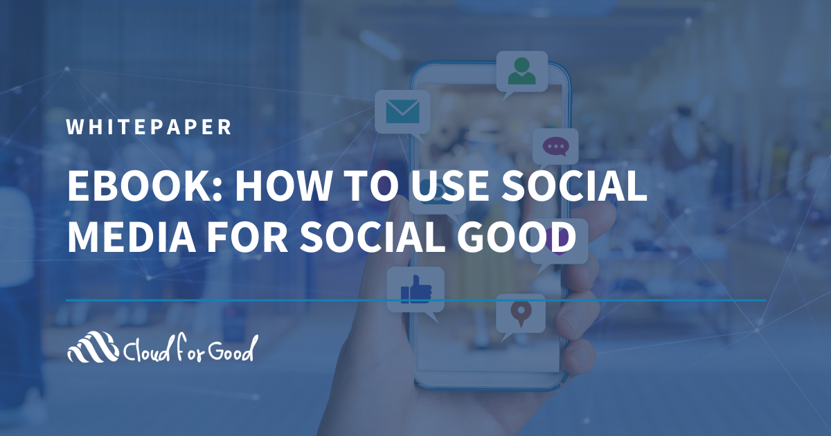 How to use social media for good