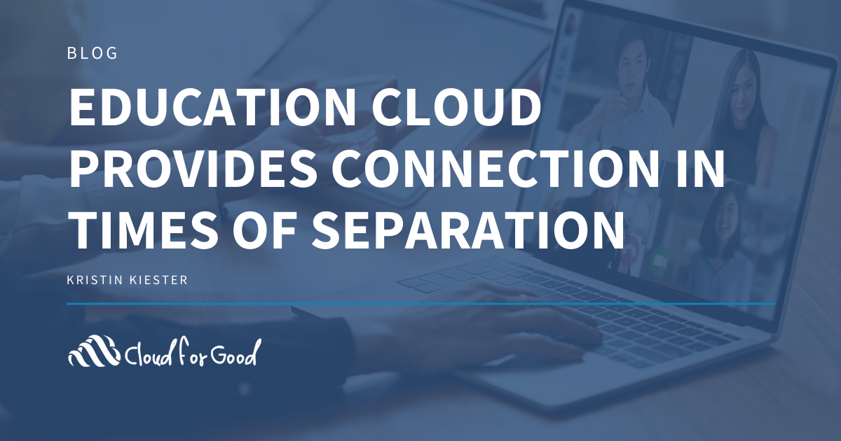 New Salesforce Education Cloud Release Provides Connection in Times of Separation