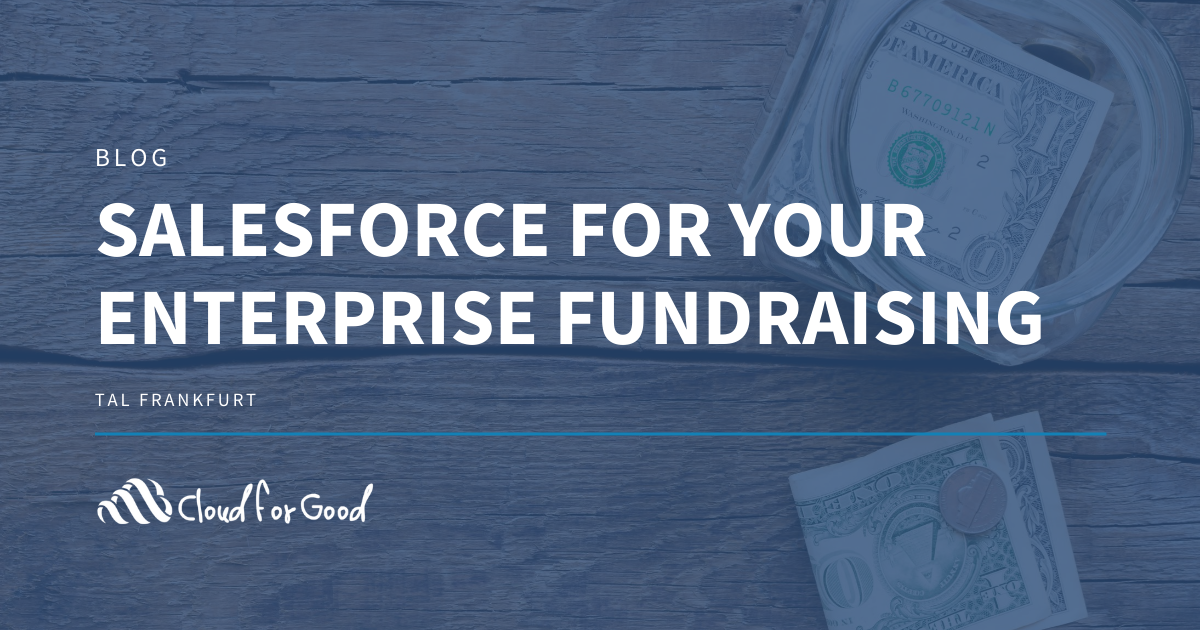 Salesforce Enterprise Fundraising