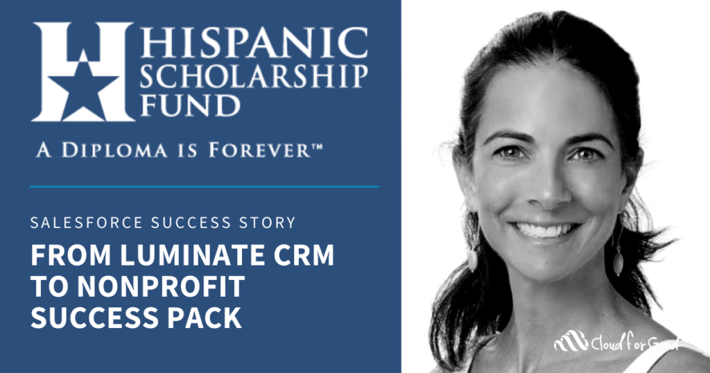 CFG_Hispanic Scholarship Fund Success Story